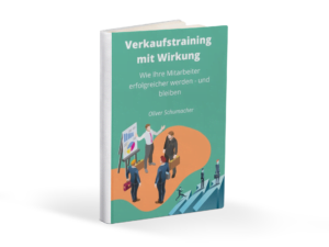 Cover E-Book Verkaufstraining mit Wirkung
