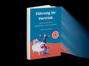 Cover E-Book Führung im Vertrieb