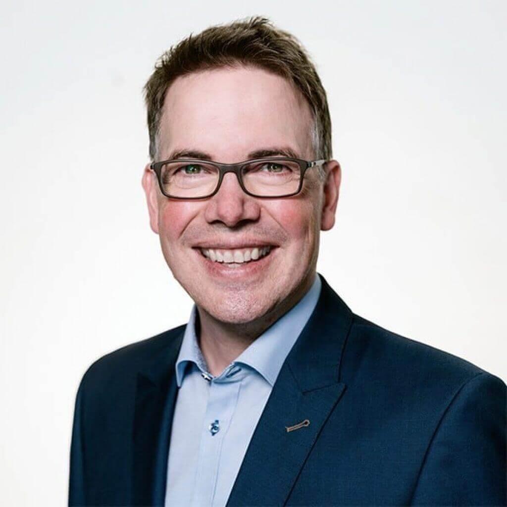 Portraitbild Oliver Schumacher